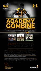 Academy Combine-st pauls