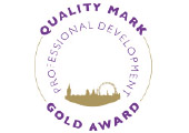 The Institute of Education Quality Mark for Professional Development Logo