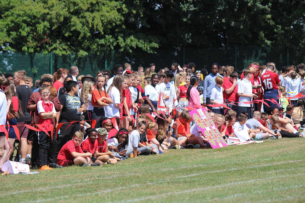 Sports Day at Lord Grey Academy