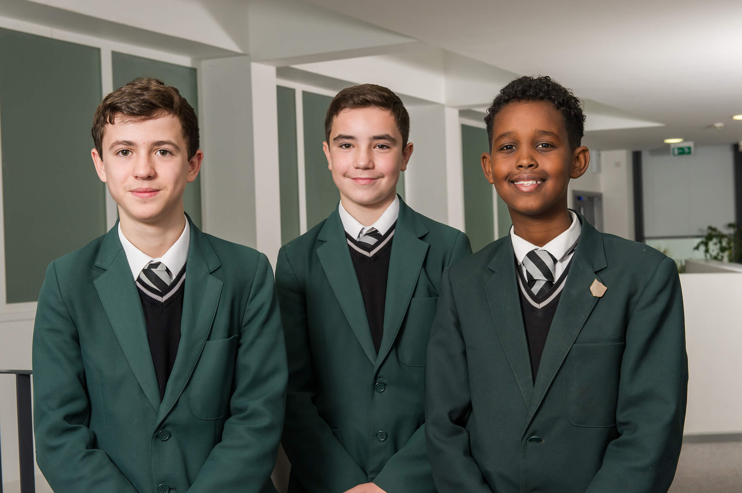Lord Grey Academy Students